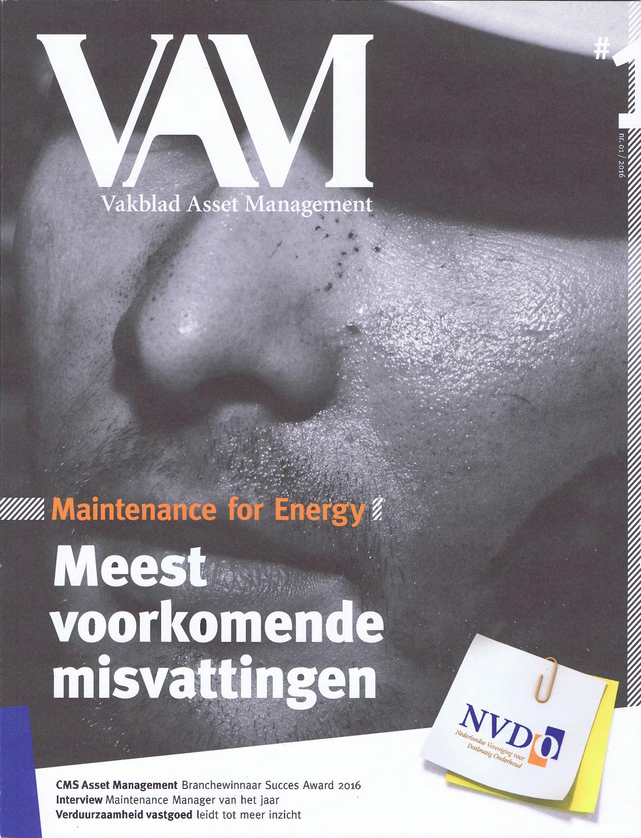 NVDO lanceert Vakblad Asset Management